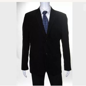 Marc Jacobs Suits & Blazers - MARC JACOBS DARK BROWN CORDUROY BLAZER SIZE 52